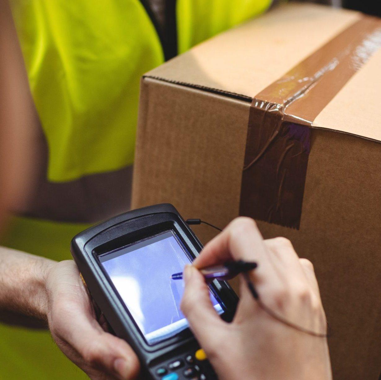 Smart despatch software
