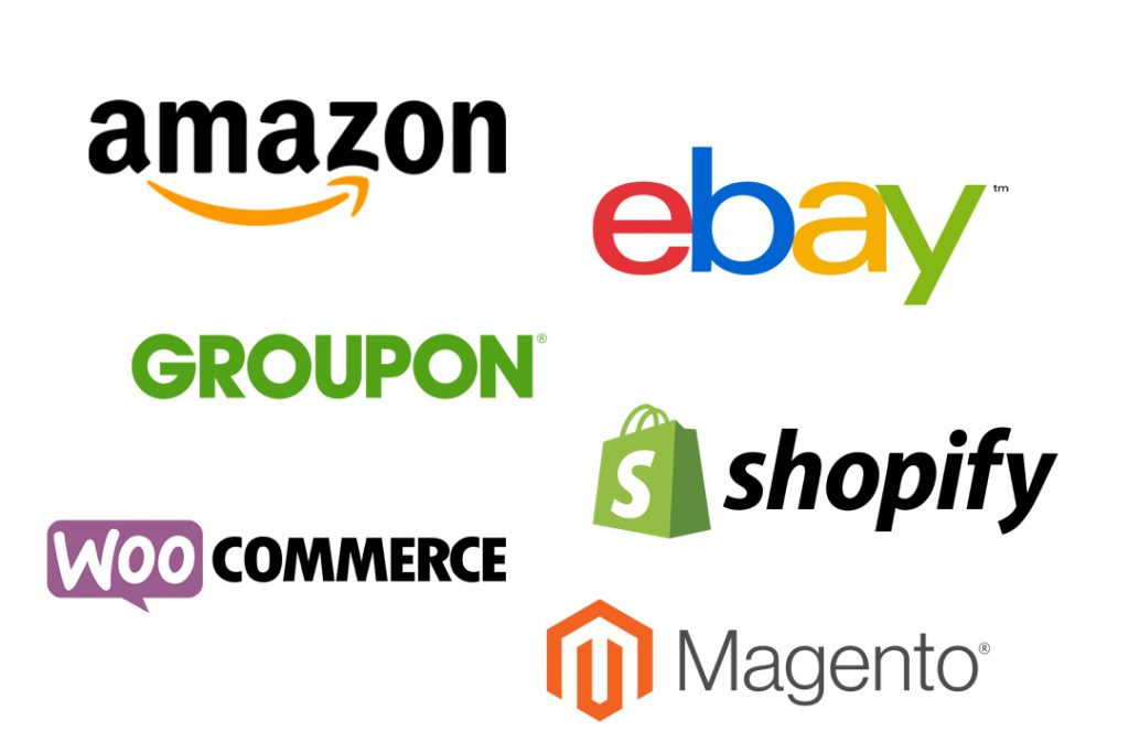 marketplaces that we support and integrate with